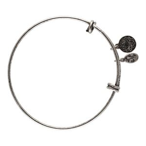 Picture of Silver Vintage Charm Bangle